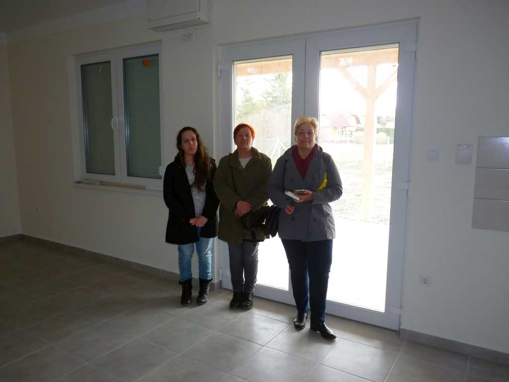 Beköltözhető állapotban a Keller Családi Ház Balatonmáriafürdőn