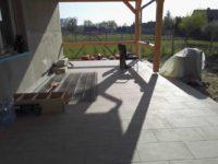 Balatonmáriafürdő Keller Családi Ház - reggeli terasz-fények