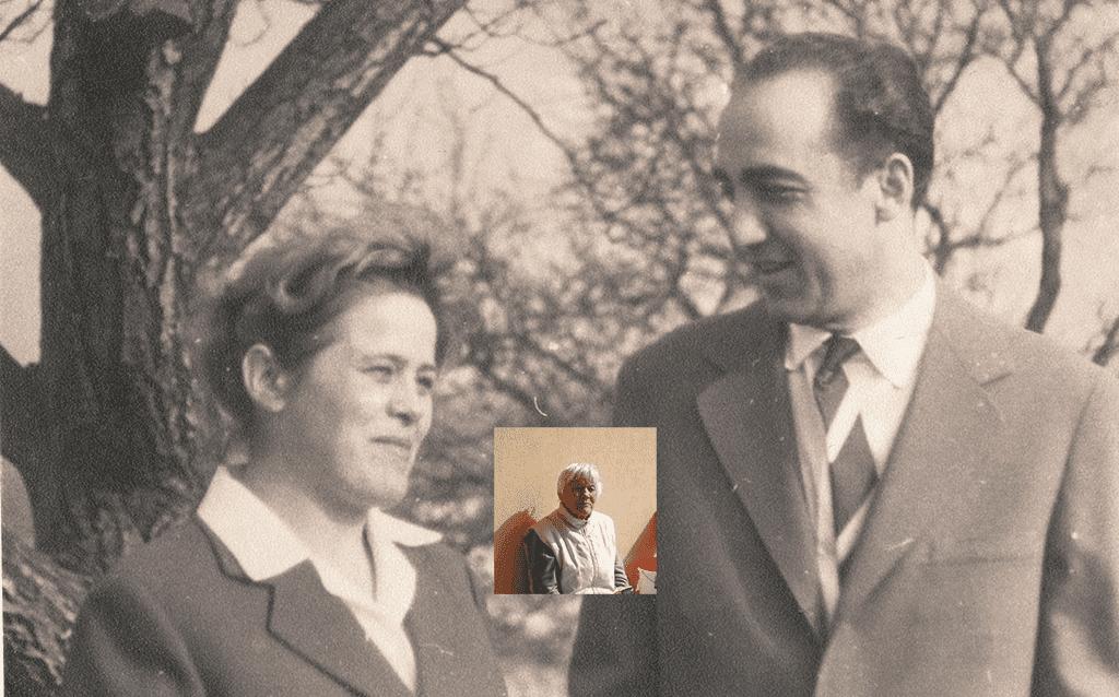 """dr. Litkei Eszter és dr. Keller Gábor - a balatonmáriafürdői Keller Családi Ház gondolatának """"ősei"""""""