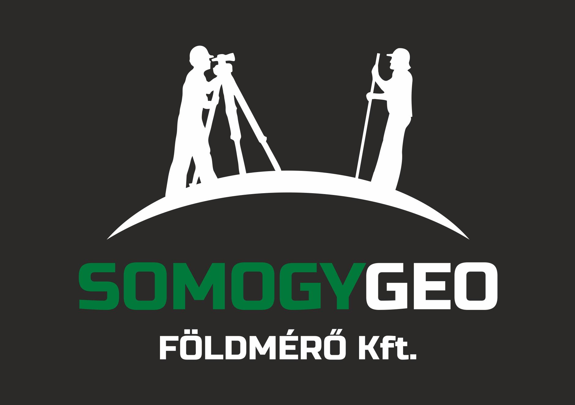 SomogyGeo Földmérő Kft. logó