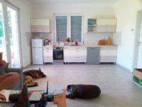 Kész a konyhabútor - Balatonmáriafürdő, Keller Családi Ház
